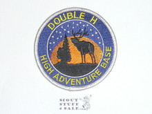 Double H High Adventure Base Patch