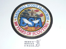 2010 National Jamboree Adult Patch