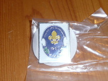 1963 World Jamboree Pin - Scout