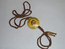 Camp Whitsett STAFF Bolo Tie - Scout