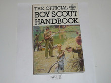 1979 Boy Scout Handbook, Ninth Edition, First Printing, MINT condition, Last Norman Rockwell Cover 17662