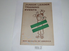 Junior Leader Training Events, 4-58 printing