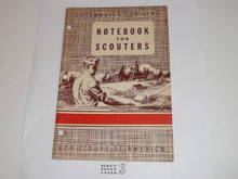 Scoutmaster Training, Notebook for Scoutmasters, 3-55 printing