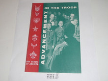 Advancement in the Troop, 2-61 Printing