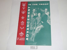 Advancement in the Troop, 3-60 Printing