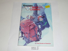 Venture Program Skill Book, Snow Camping, 1989 Printing
