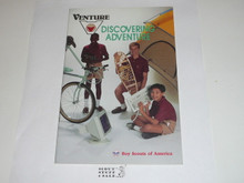 Venture Program Skill Book, Discovering Adventure, 1990 Printing