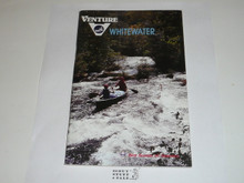 Venture Program Skill Book, Whitewater, 1990 Printing