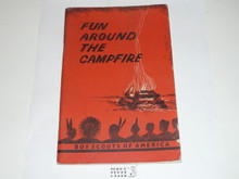 Fun Around the Campfire, 1-58 Printing