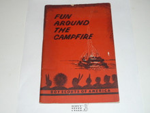 Fun Around the Campfire, 4-52 Printing