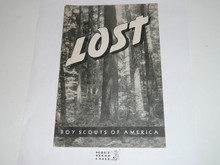 LOST, How to Search for Missing People or Pets, 5-57 Printing