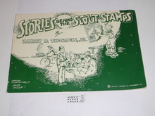 Stories Behind the Scout Stamps, By Harry Thorsen Jr., 1970 Printing