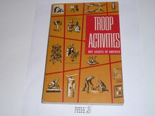 Troop Activities Book, 1-64 printing