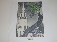 Scouting in the Church's Ministry, 1971 Printing
