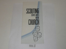 Protestant, Scouting Serves Boys in the Church Pamphlet, 12-68 printing