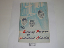 Protestant, The Scouting Program in Protestant Churches, 3-55 printing