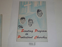 Protestant, The Scouting Program in Protestant Churches, 7-58 printing