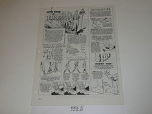 Topic Reprint, Let's Take a Hike Boys' Life Single Topic Reprint #BL-8