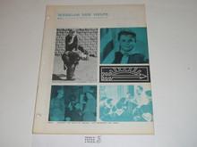 Webelos Den Helps Boys' Life Reprint #26-023, 7-62 Printing