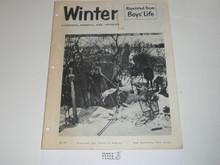 Winter Camping Hiking and Sports Boys' Life Reprint #BL-92, 1950's Printing