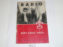 Radio Merit Badge Pamphlet, 7-65 Printing