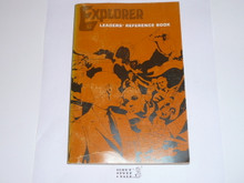 1969 Explorer Scout Leaders' Reference Book, 11-69 Printing