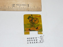 Drummer Boy Scout Tin Button, 1920's