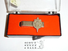 Breakthrough for Youth National Boy Scout Theme Tie Bar, New in Box #2