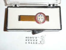 National Staff Tie Bar, New in Box