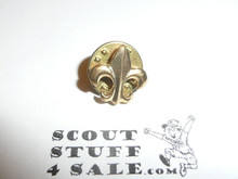 Scout Rank Mother's or Lapel Pin, post back, 12mm Tall
