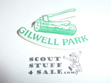 Wood Badge Gilwell Park Pin