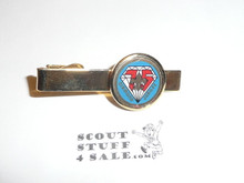 BSA 75th Anniversary Tie Bar
