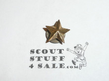 Boy Scout Service Star, spin back