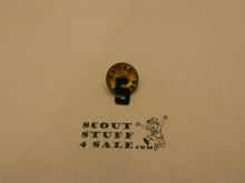 Cub Scout Metal Den Number Pin, Den 5