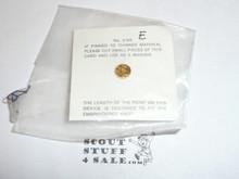 Varsity Scout Emblem Knot Device Pin