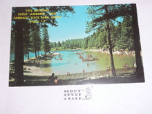 1973 National Jamboree WEST Post Card, Ariel #2