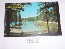 1973 National Jamboree WEST Post Card, Ariel #2