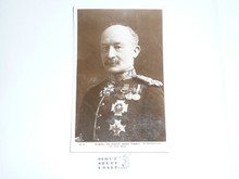 Baden Powell Photo Postcard, General Sir Robert Baden Powell The Chief Scout