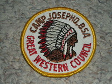 1970's Camp Josepho Patch