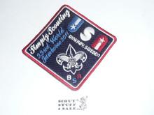 2011 Boy Scout World Jamboree USA Contingent Patch
