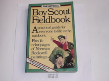 1978 Boy Scout Field Book, Second Edition, First Printing by Workman Publishing for Mass Distribution, MINT condition