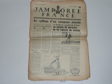 1947 World Jamboree Complete Set of Jamboree Newspapers