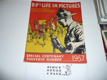 1957 BP's Life in Pictures Book