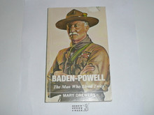 1974 Baden-Powell The Man Who Lived Twice, By Mary Drewery, First printing