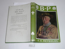 1963 B-P The Story of His Life, By E.E. Reynolds, with dust jacket