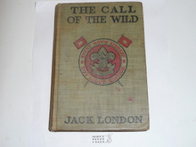The Call of the Wild, By Jack London, 1914, Every Boy's Library Edition, Type Two Binding