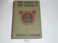 The Cruise of the Chachalot, By Frank T. Bullen, 1913, Every Boy's Library Edition, Type Two Binding