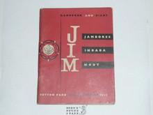 1957 World Jamboree and Moot Handbook and Diary