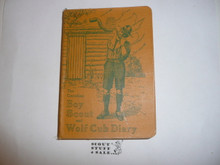 Foreign Scout Diary, 1948, Canadian