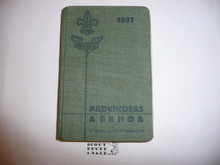 Foreign Scout Diary, 1937, Netherlands